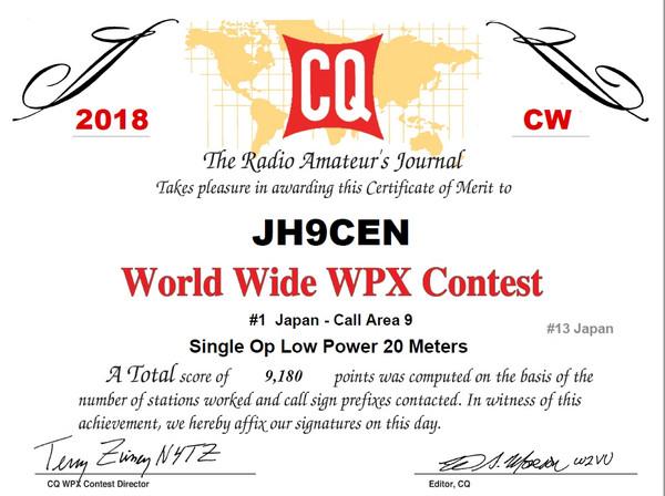 Jh9cen_cqwpx_2018_cw_certificate