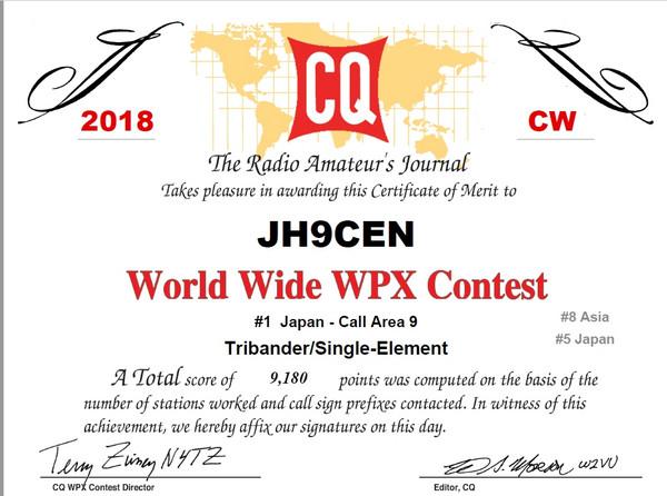 Jh9cen_cqwpx_2018_cw_certificate_2
